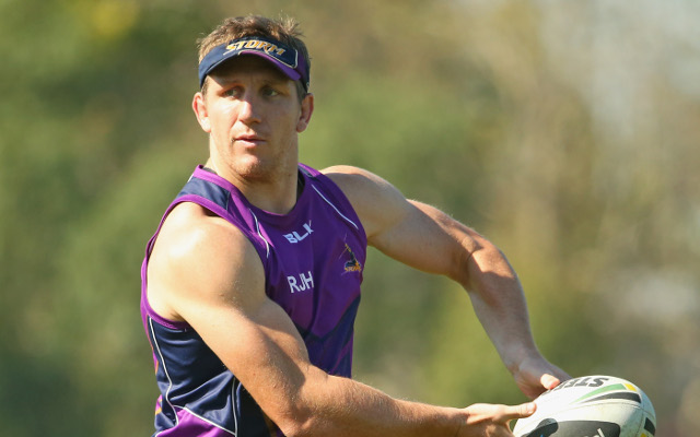 NRL news: Ryan Hoffman signs with the New Zealand Warriors for three seasons
