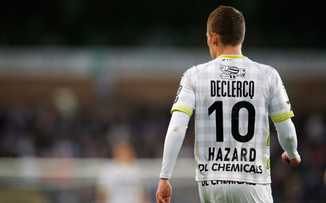 Thorgan Hazard set to complete £8m move from Chelsea to Borussia Monchengladbach