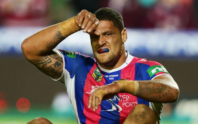Newcastle Knights could be forced to let 20 players go for 2015 NRL season