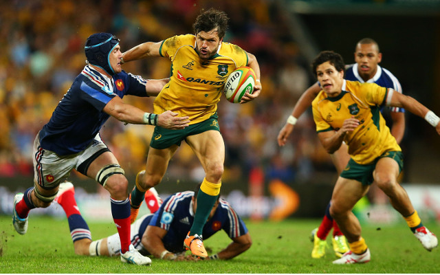 Wallabies thump France 50-23 in first Test match of the season – match report