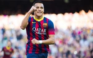 Alexis Sanchez FC Barcelona