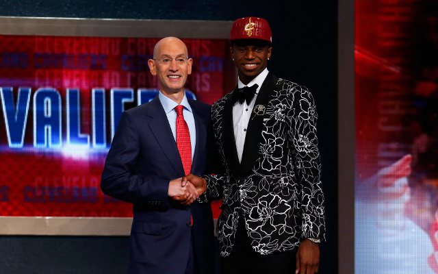 Andrew Wiggins-Kevin Love NBA trade rumors: Cavs rookie not worried about being traded