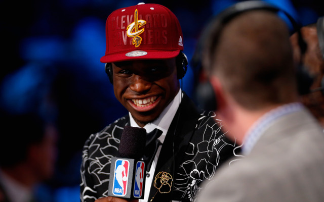 Andrew Wiggins reveals he has not spoken to LeBron James yet