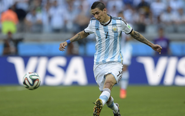 Argentina star Angel Di Maria ruled out of World Cup semi-final with the Netherlands