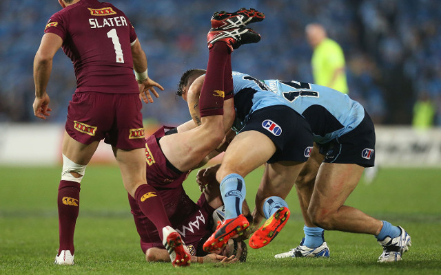 Anthony Watmough to fight dangerous throw charge from State of Origin II