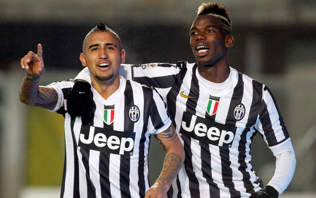 Manchester United And Chelsea Close In On Arturo Vidal And Paul Pogba