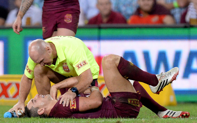 Injury-hit Queensland Maroons squad aims to square State of Origin series