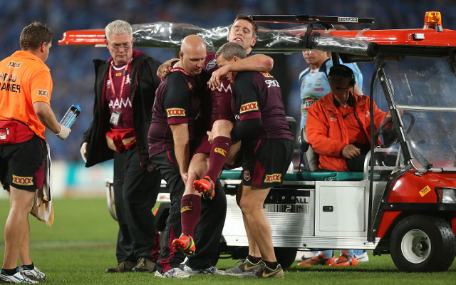 Brent Tate knee injury latest news: North Queensland star weighs up his career