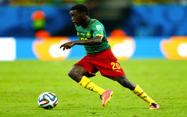 Cameroon player ratings from embarrassing 4-0 World Cup drubbing by Croatia: Alex Song stupidity lets team down