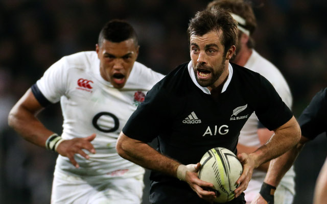 All Blacks' Conrad Smith out of third Test match against England