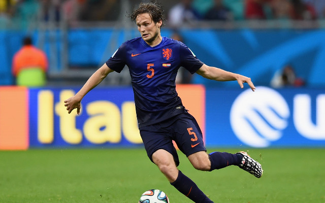 Manchester United close in on £20m deal for Netherlands international