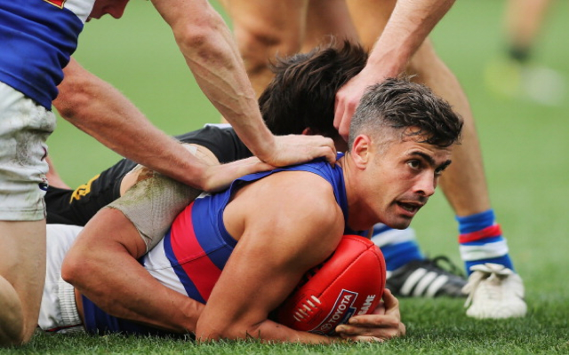 Western Bulldogs veteran Daniel Giansiracusa set to miss two games after late bump