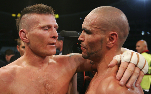 Boxing great slams the idea of a Danny Green-Anthony Mundine rematch