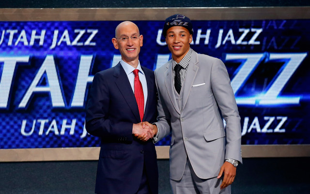 Utah Jazz select Dante Exum with No. 5 pick of 2014 NBA draft