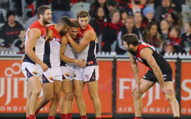 (Video) Essendon Bombers v Melbourne Demons – full AFL highlights