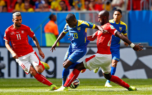 West Ham United agree fee for World Cup star Enner Valencia