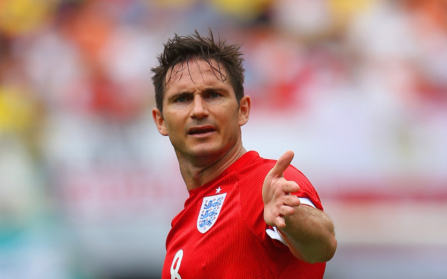 Chelsea legend Frank Lampard to sign for Man City in shock deal