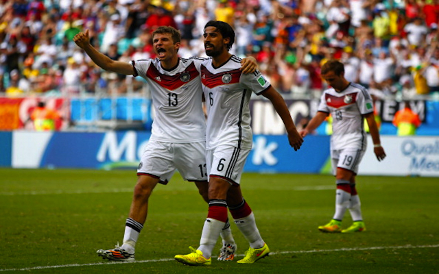 Germany vs Algeria: World Cup last 16 preview & live stream link