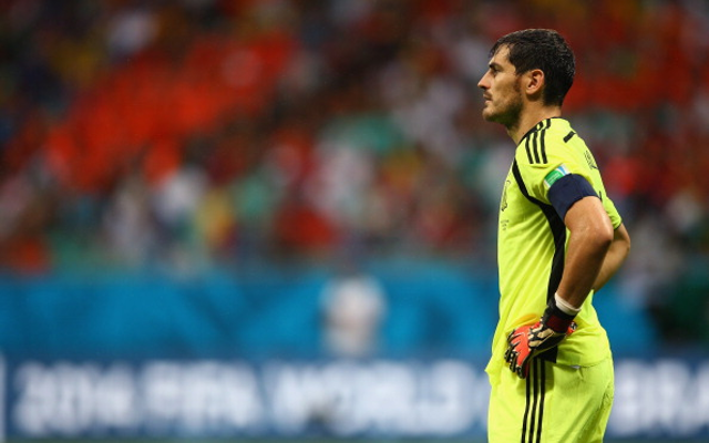 Top five goalkeepers who could replace Iker Casillas at Real Madrid, including Chelsea stopper