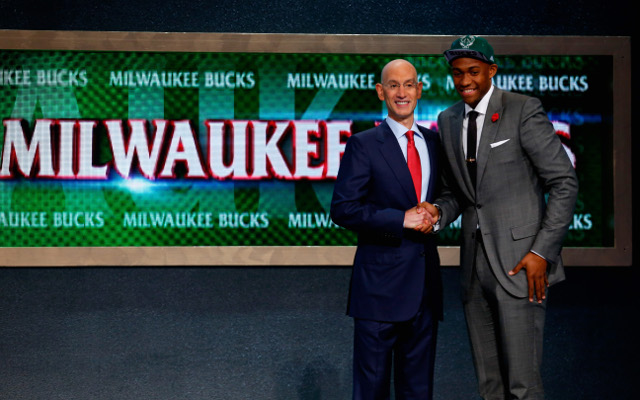 (Video) NBA Draft: Andrew Wiggins, Jabari Parker and Julius Randle all react to selection