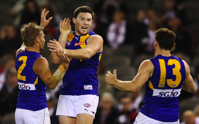 AFL club West Coast Eagles sign extension with emerging youngster Jeremy McGovern
