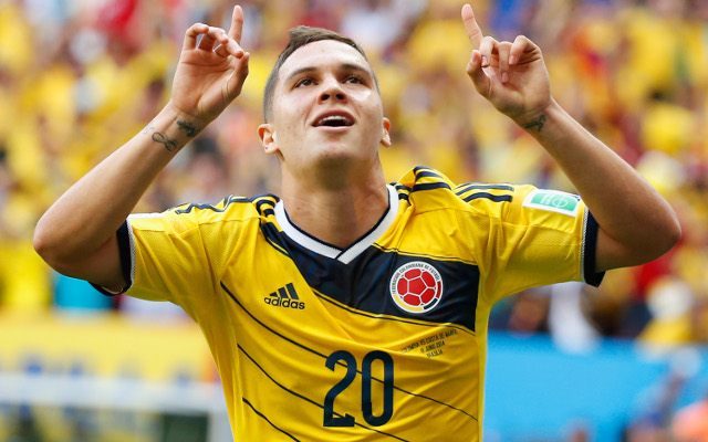Arsenal set sights on second Colombian World Cup star after confirming Ospina deal
