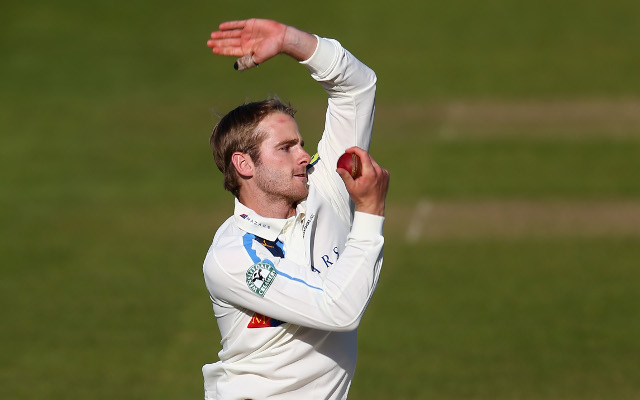 Kane Williamson reported for a suspect bowling action by the ICC