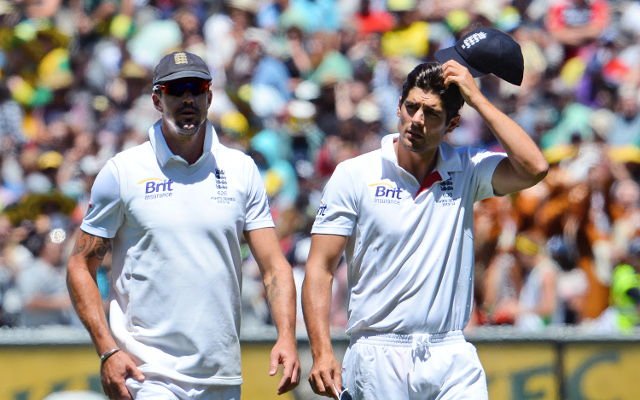 England skipper Alastair Cook denies issuing ultimatum over Kevin Pietersen selection