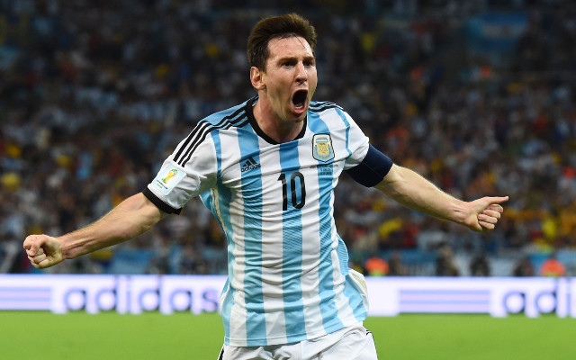 Las Vegas punter bet $350,000 on Argentina to beat Iran at World Cup 2014