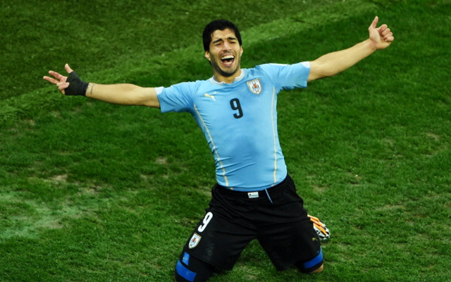 Ex-Liverpool forward Luis Suarez sent home from Uruguay duty