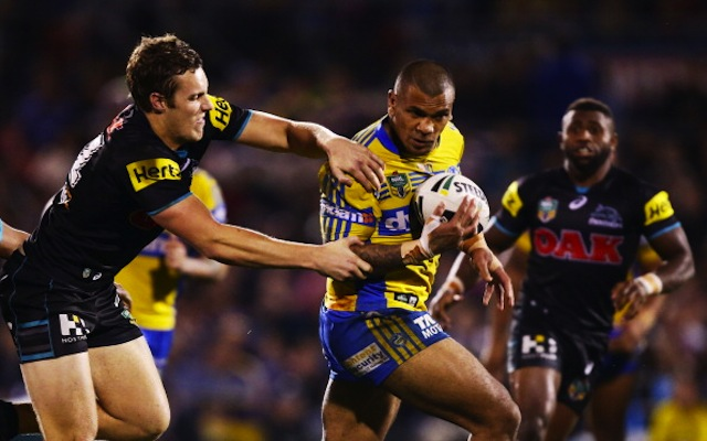 Parramatta Eels re-sign Manu Ma'u and Kenny Edwards until end of 2017