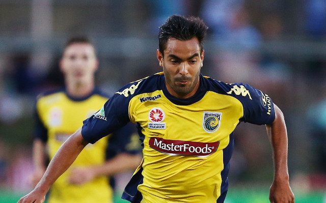 A-League transfer news: Marcos Flores joins Newcastle Jets on a one-year deal