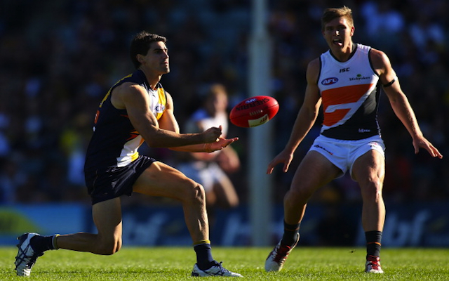 West Coast Eagles gun Matt Rosa could miss the rest of the season with injury