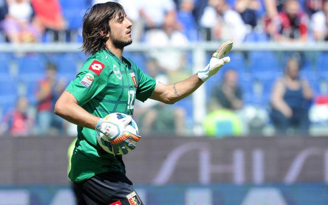 Mattia Perin Genoa