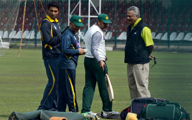 Pakistan cracks down on unfit players with a month-long boot camp