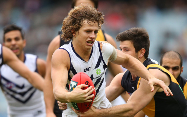 AFL club Fremantle re-sign young gun Nat Fyfe