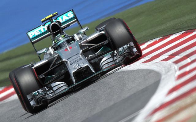 Nico Rosberg wins the Austrian Formula One Grand Prix