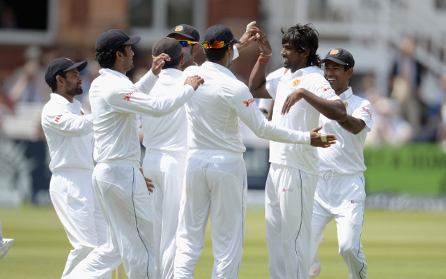 England lose early wickets in first Test match against Sri Lanka