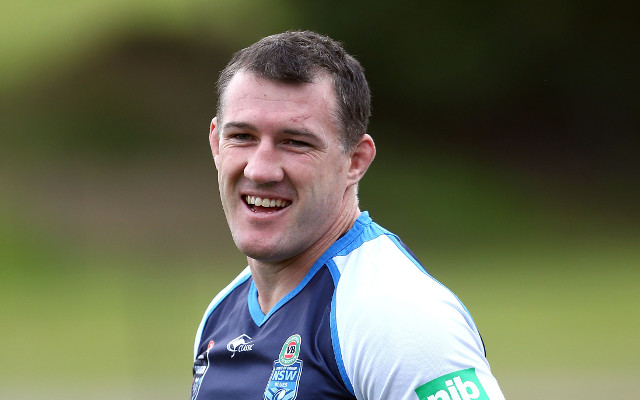 State of Origin: New South Wales recall Paul Gallen & Brett Morris for must-win Game II