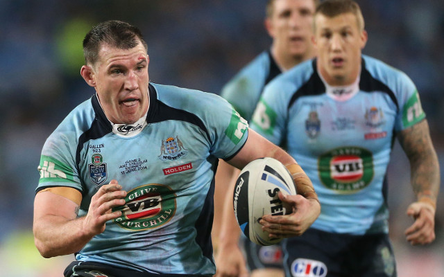 Paul Gallen: Cronulla Sharks & New South Wales skipper expected to miss State of Origin I