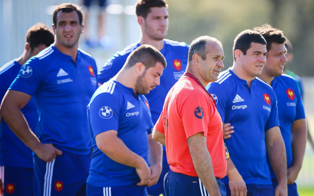 French coach swings the selection axe for second Test against Wallabies