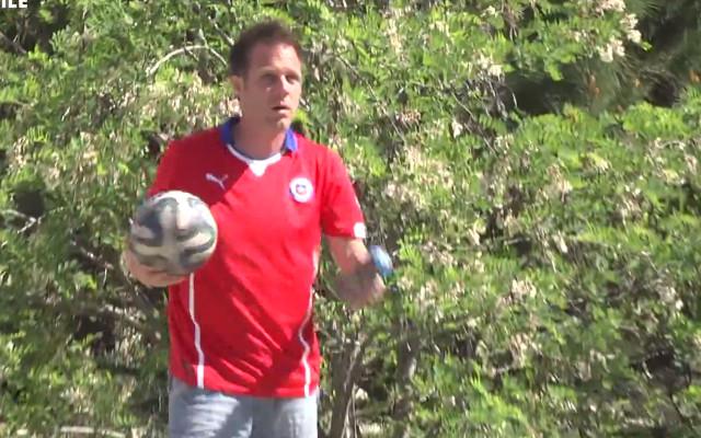 (Video) Remi Gaillard pulls off 32 stunning 'World Cup' 2014 trick-shots