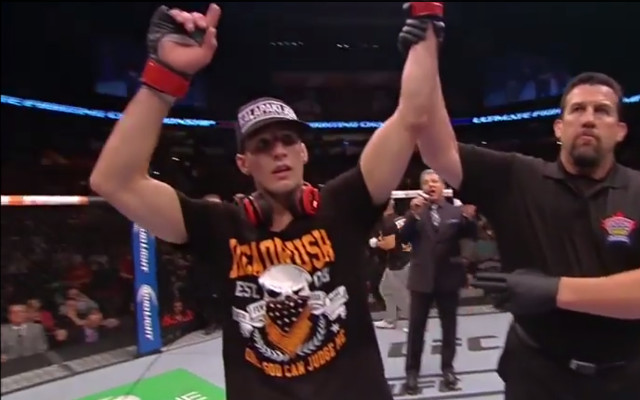 (Video) UFC 174 post-fight interviews Rory McDonald v Tyron Woodley