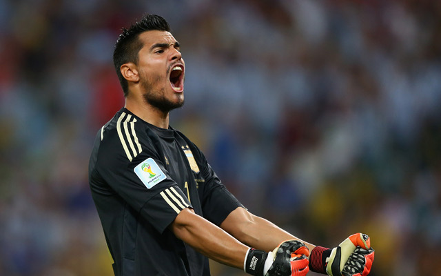 Man United sign Sergio Romero: Twitter reacts as Red Devils complete FIFTH summer deal