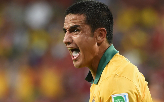 Socceroos go down fighting to Chile in Group B clash at 2014 World Cup