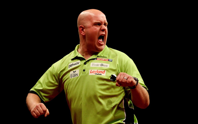 Netherlands win World Cup of Darts: Van Gerwen and Van Barneveld triumph in Hamburg