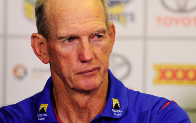 Wayne Bennett unsure if he will coach Newcastle Knights next NRL season