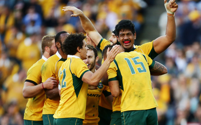 Will Skelton stars on debut for the Wallabies as Australia beat France 39-13
