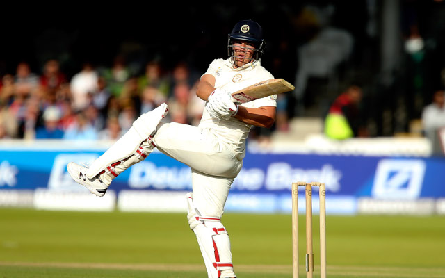 (Video) Aaron Finch scores 181 in MCC v RoW XI game at Lords