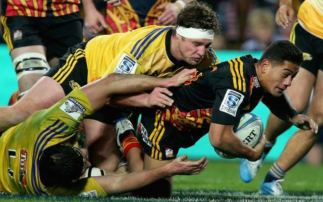 (Video) Super Rugby full match highlights: Chiefs v Hurricanes – round 18